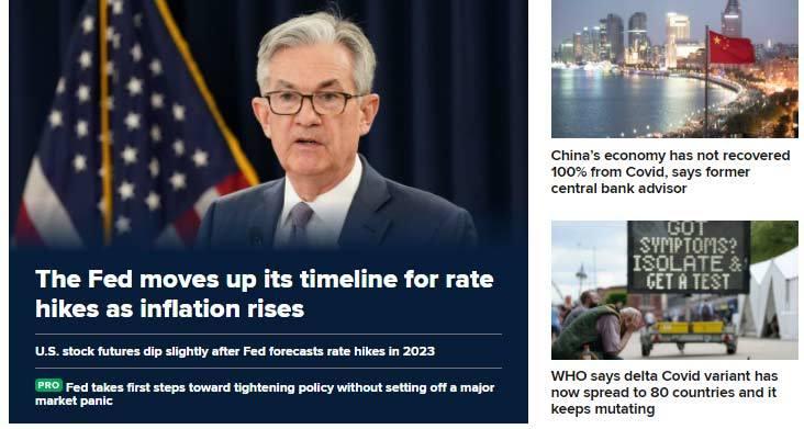 Fed tính đảo chiều chính sách.