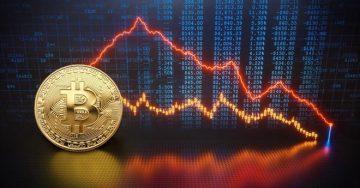 Giá Bitcoin gần xuống mốc 30.000 USD, dấy lên lo ngại về cú trượt giá dài